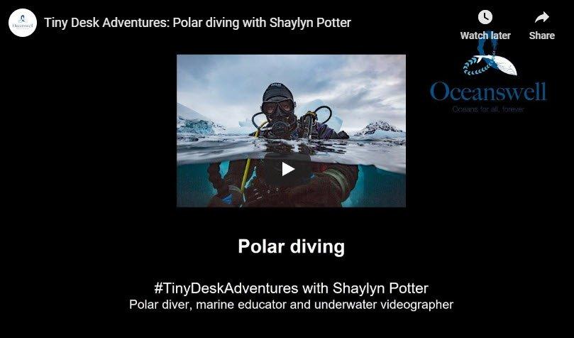 Episode 2: 'Polar diving' 8