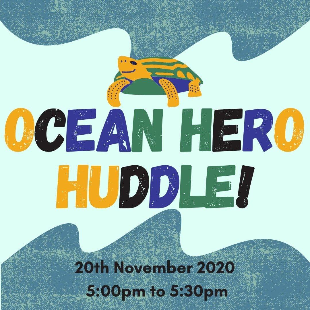 6th Ocean Hero Huddle