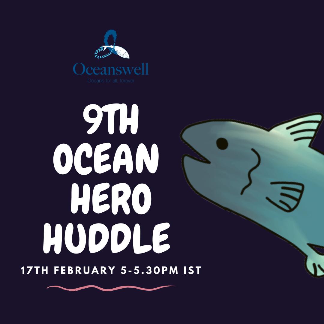 9TH OCEAN HERO HUDDLE 1