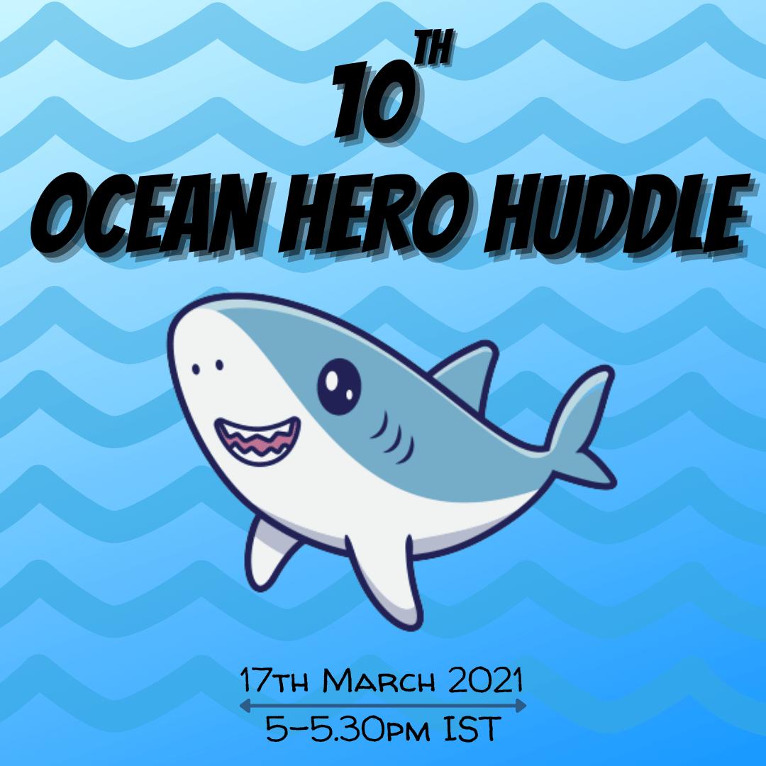 10TH OCEAN HERO HUDDLE 1