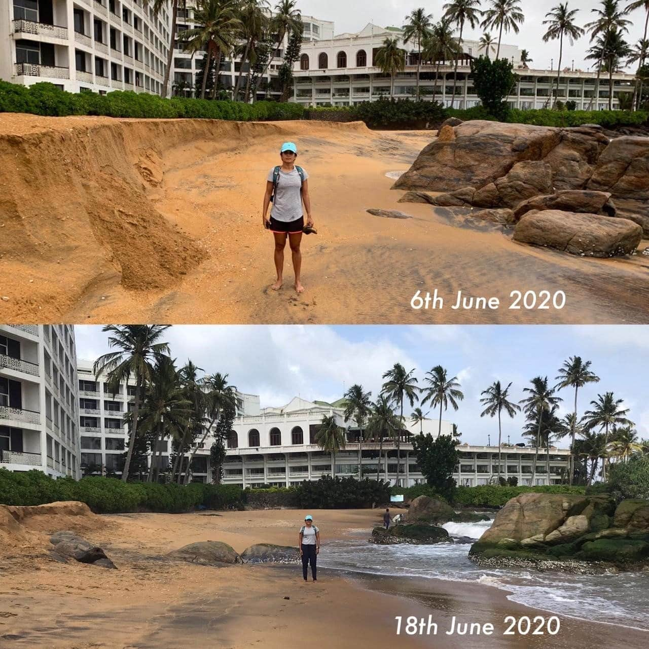 Coast Conservation and Coastal Resource Management Department (CCD) claims success, science says otherwise 1