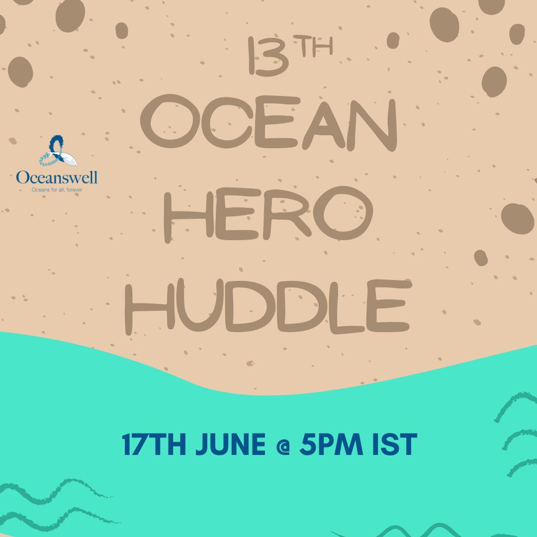 13TH OCEAN HERO HUDDLE 1